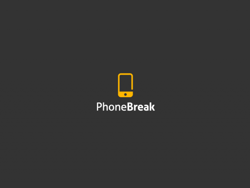 phone break